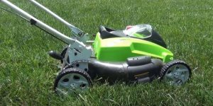 Greenworks 40V 19 inch Battery Lawn Mower Reviewed